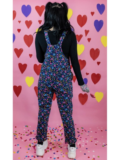 Run & Fly - Unisex Stretch Twill Memphis Dungarees