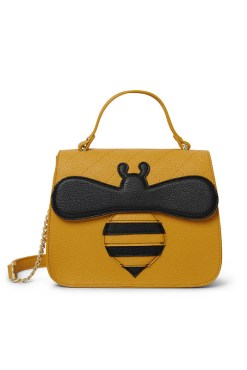 Erstwilder - Babette Bee Top Handle Bag