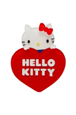 Erstwilder - Hello Kitty Heart Brooch