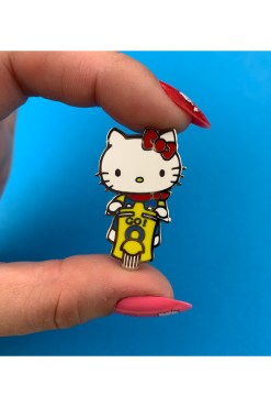Erstwilder - Hello Kitty Scooter Enamel Pin