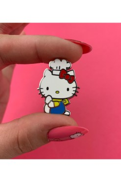 Erstwilder - Hello Kitty Chef Enamel Pin