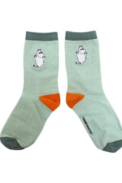 House of Disaster - Glitter Moomin Socks
