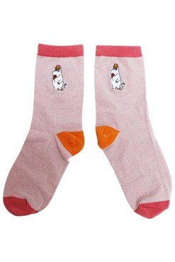 House of Disaster - Glitter Snorkmaiden Moomin Socks