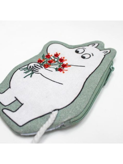 House of Disaster - Moomin Bouquet Cotton Coin Purse