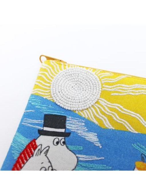 House of Disaster - Moomin Ocean Large Pouch
