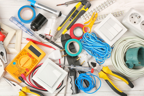 hight resolution of we have the tools for any electrical project