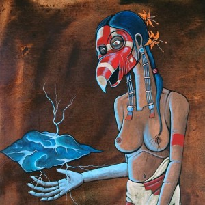 """The Strange Fascination of Thunderbird Woman"" :Unavailable"