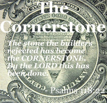 One of the most famous, yet misunderstood passages in the Bible concerns the 'Cornerstone'