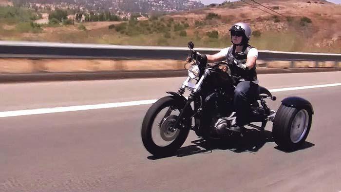 Champion Sportster Trike Conversion Kit |