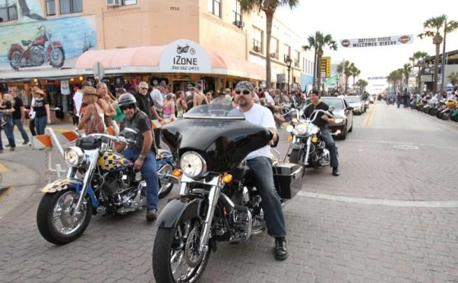 71st annual Daytona Bike Week