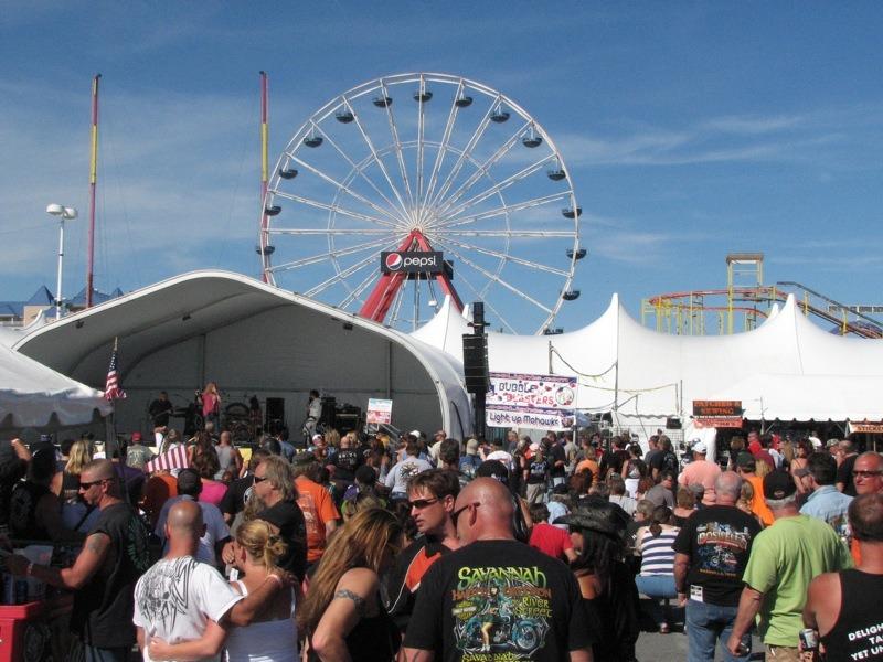OC BikeFest 2012