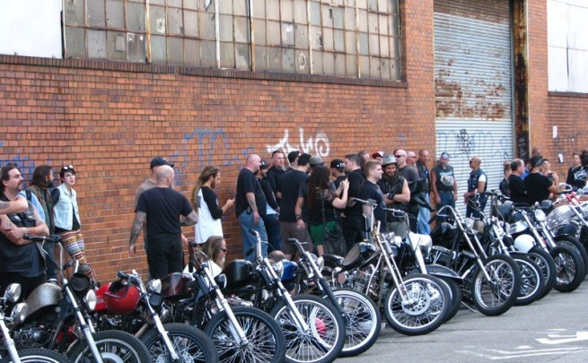 4th annual Brooklyn Invitational Custom Motorcycle Show