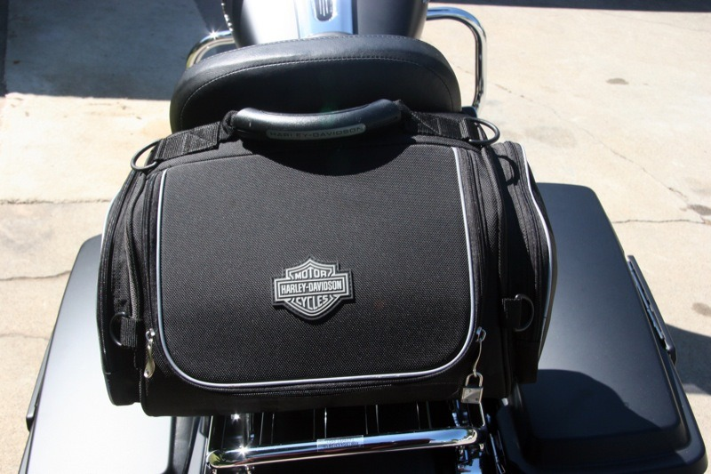 H-D Premium Touring Luggage Day Bag