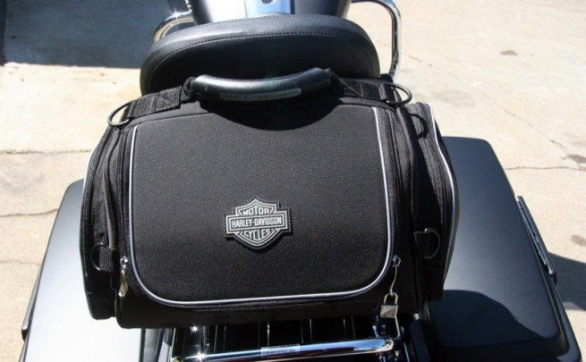 H-D Premium Touring Luggage Day Bag