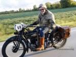 #49 Frank Westfall, New York, 1924 Henderson - Class III