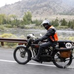 #60 Hans Coertse, South Africa, 1921 H-D - Class II