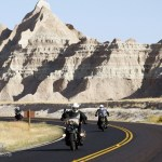 Sweeping through the Badlands