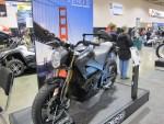 The new Zero S from Zero Motorcycles out of Santa Cruz, CA