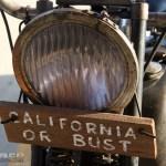 California or bust