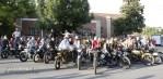 2012 Motorcycle Cannonball Run group shot