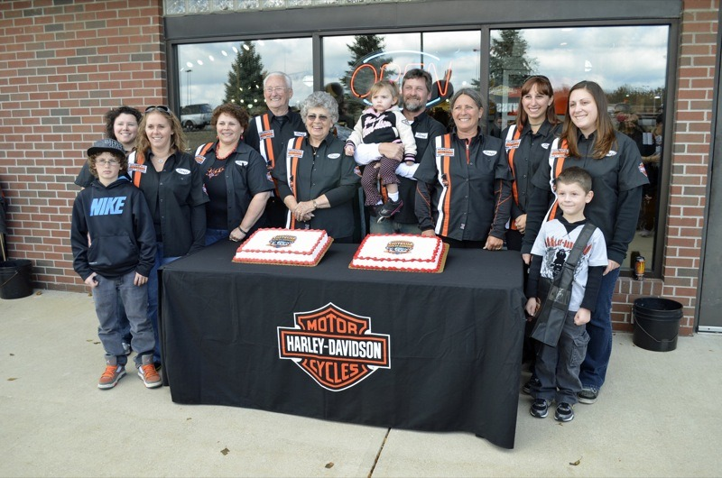 Indianapolis Southside H-D Staff