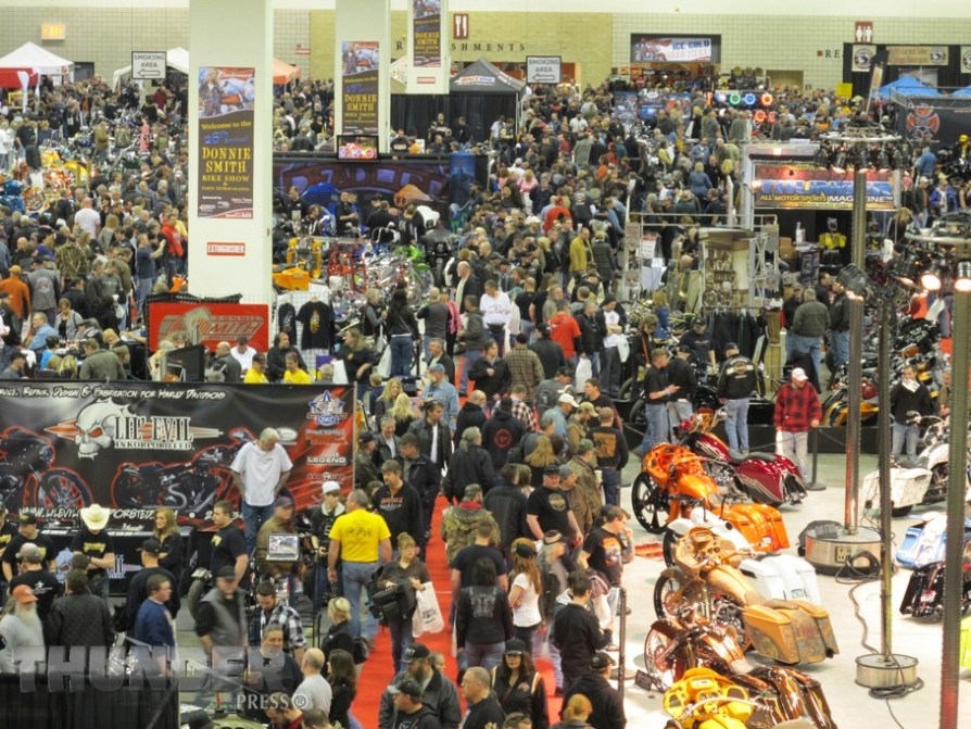 2013 Donnie Smith Bike Show and Parts Extravaganza