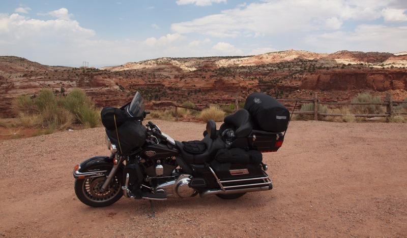Touring the Utah Canyonlands