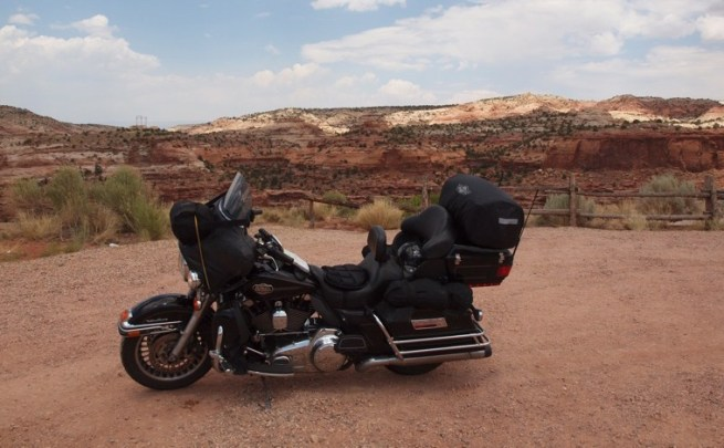 Touring the Utah Canyonlands