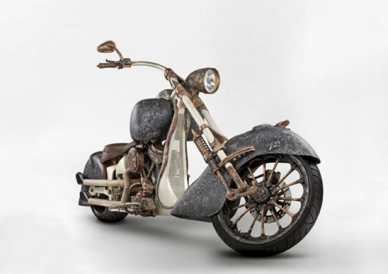 Tarhan Telli of TT Custom Choppers - the world's most expensive motorcycle