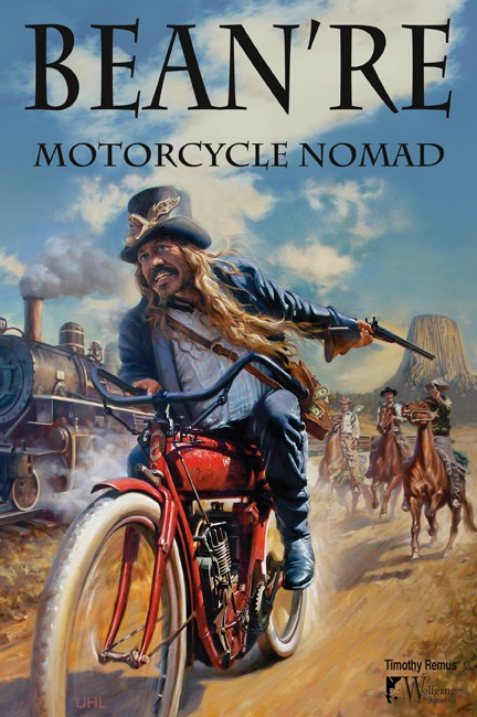 Bean're—Motorcycle Nomad