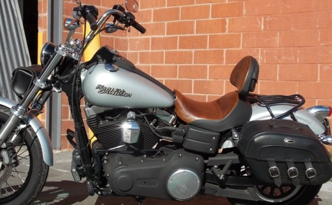 Saddlemen's 'Lariat' motorcycle seat