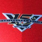 The Cross Country Tour celebrates the company's birthday with commemorative badging