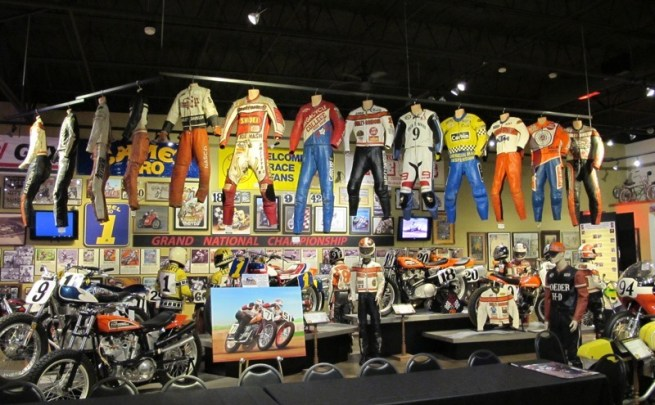 National Motorcycle Museum's 2013 Vintage Rally