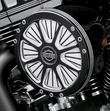Harley-Davidson Screamin' Eagle Burst Collection Air Cleaner