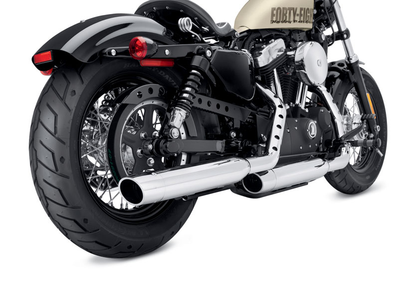 Harley-Davidson Screamin' Eagle Street Cannon Mufflers