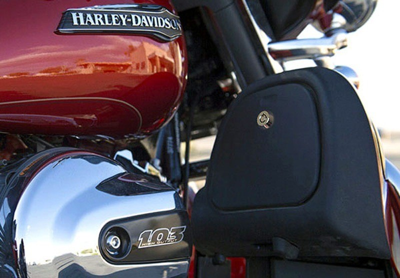 GL-2 Ultra Lock Kit for the 2014 Project RUSHMORE Ultra Classic Electra Glide