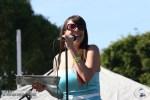 Event hostess Jennifer Santolucito