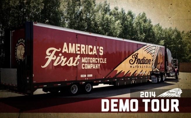 2014 Indian Demo Tour