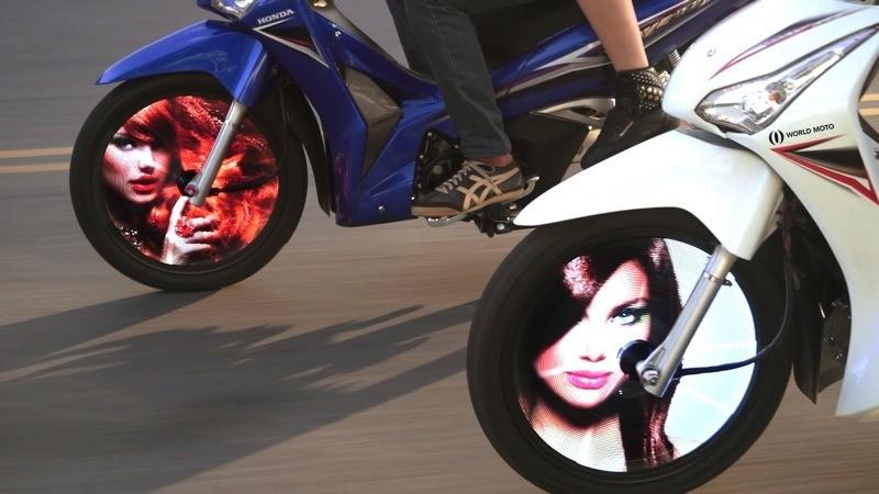 """World Moto """"Wheelies"""""""