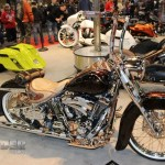 """El Puro Vato"" - 2005 Softail Deluxe from Blacksmith Motoring"