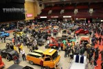 Custom and classic four-wheelers took over the Roy Wilkins Auditorium