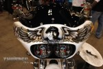 A tribute to Willie G. and H-D on this Road Glide