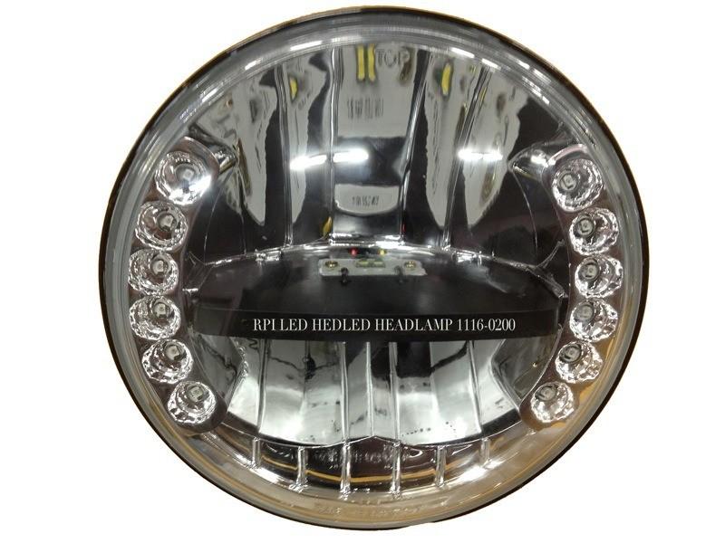 Rivera Primo Phase 2 HedLED Headlamp