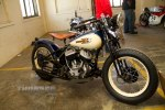 1939 Harley-Davidson WLDD built by Bill Rodencal of Milwaukee, WI