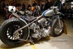 1976 FLH drag bike by Adam Munz of Milkhaus Speed Research