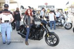 Shadow gets some seat time on the new H-D Street