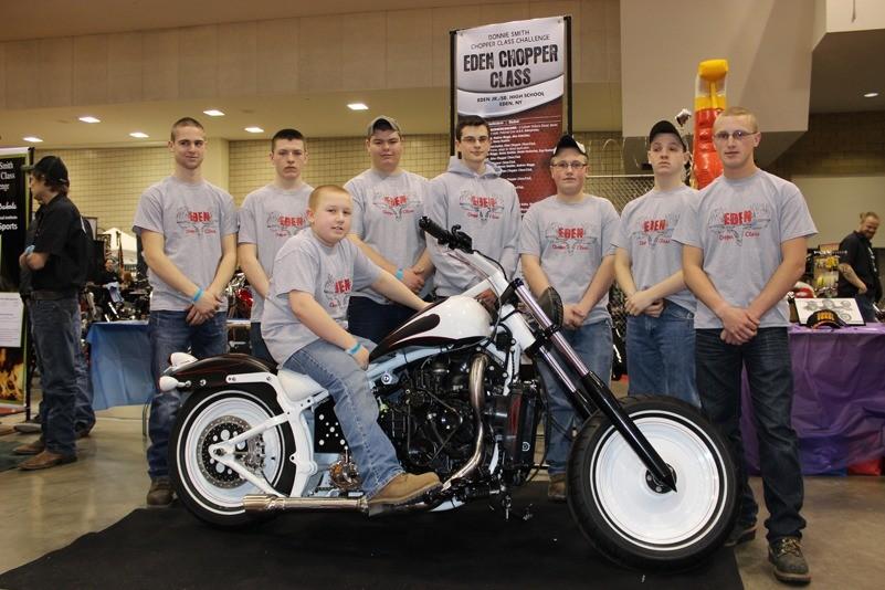 Eden High School Chopper Club