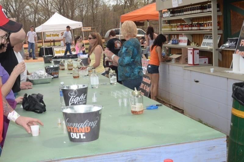 Moonshine Festival and BBQ Cook Off