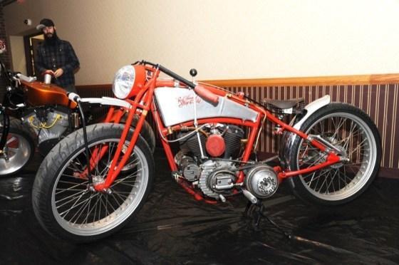 1947 Harley Davidson WL