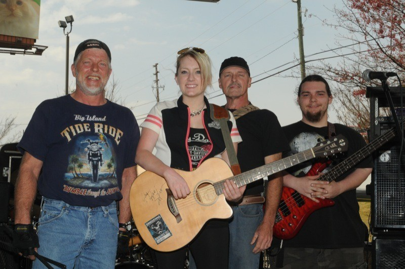 Amy Taylor Band